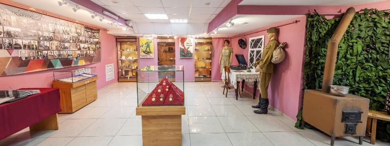 Музей истории Красноярского района, с. Красный Яр