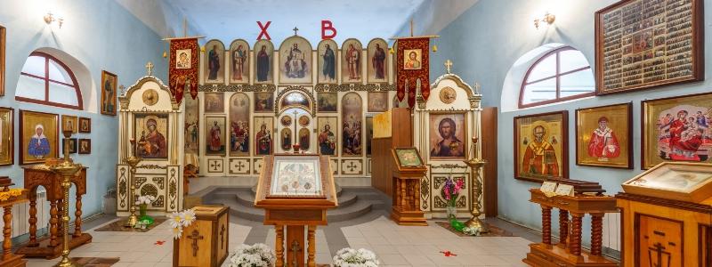 Приход в честь Покрова Пресвятой Богородицы, Мирный(Волжский)