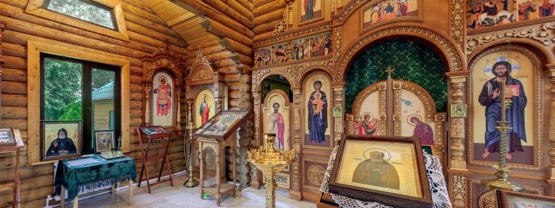 Источники в честь святителя Николая и Матроны Московской, с. Старая Бинарадка